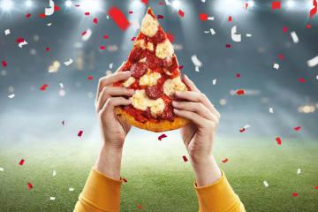 Schweiz: Rekord-Pizza-Bestellungen während Fussball-Zeit
