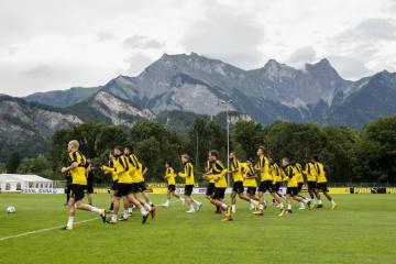 Borussia Dortmund erneut zu Besuch in Bad Ragaz