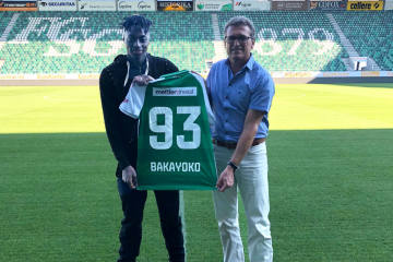 Axel Bakayoko wechselt zum FC St.Gallen