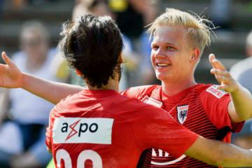 FCA-Youngster verlängert um zwei Jahre