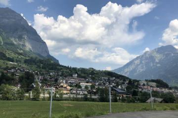 Schweiz - Hundstage bringen Hitzewelle