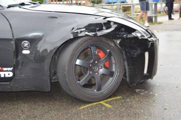 Teufen AR - Verkehrsunfall in Teufen