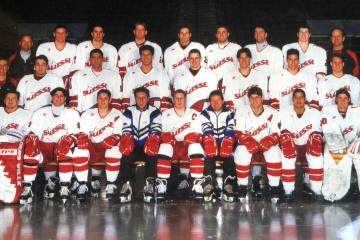 Blick zurück (I): Die Schweizer U-20 Nati von 1996-97 und ihre Mitglieder