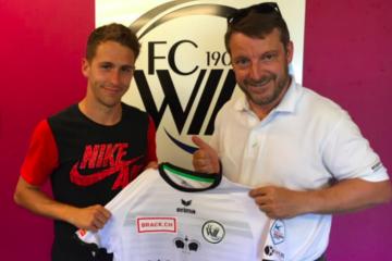 FC Wil schnappt sich Talent aus Deutschland