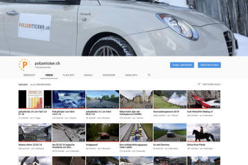 polizeiticker.ch - So werden Sie Youtube-Follower