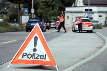 Frauenfeld TG - Trotz Führerausweisentzug am Steuer