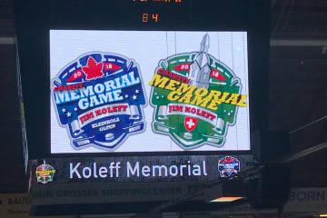 Jim Koleff Memorial Spiel - Eindrücke und Erlebnisse