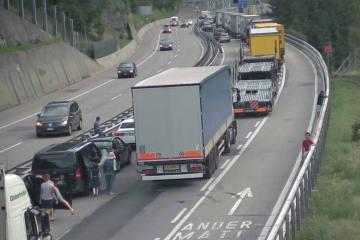 Kanton Uri UR - Nutztiertransporte am Gotthard auf dem richtigen Weg