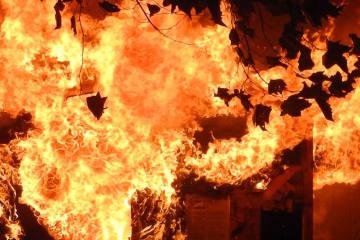 Winterthur ZH - Brand eines Holzschopfes - Zeugenaufruf