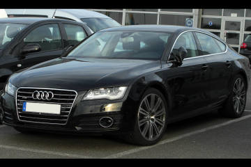 Schweiz -  Zulassungsstopp für manipulierte Audi A6 und A7 mit Dieselmotor