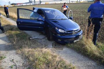 Egerkingen SO - Autolenker verursacht mehrere Unfälle