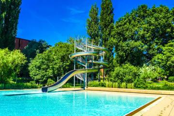 Mehr Badegäste in Zürich als im Rekordjahr 2015