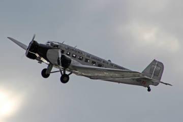 BAZL erteilt JU-Air bis auf weiteres Flugverbot für die JU-52