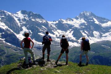 Hitze lockt Touristen in die Bergregionen