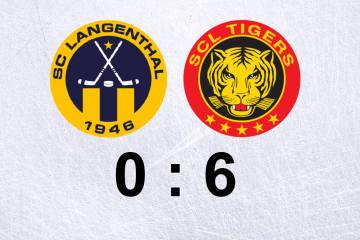 Die SCL Tigers deklassieren den SC Langenthal