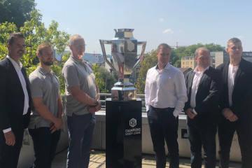 Champions Hockey League - Gewinnt endlich ein Schweizer Club?