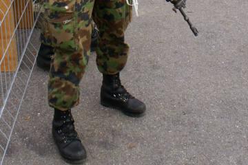 Beide Basel verabschieden Armeeangehörige künftig gemeinsam