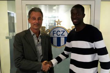 FC Zürich schnappt sich Assan Ceesay