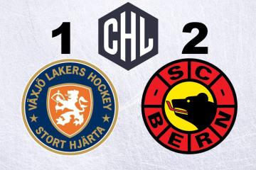 Der SC Bern gewinnt gegen den schwedischen Meister!