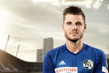 Pascal Schürpf verlängert seinen Vertrag um ein Jahr in Luzern