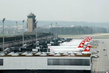 Flughafen Zürich nimmt neue Standplätze in Betrieb