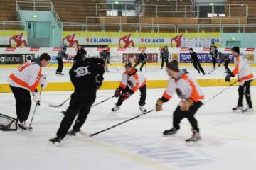 3. Burgerstein Pond Hockey Trophy - jetzt anmelden