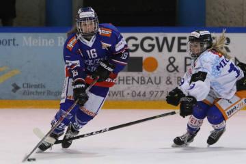 SWHL A: Siege für die ZSC Lions, Lugano und Reinach