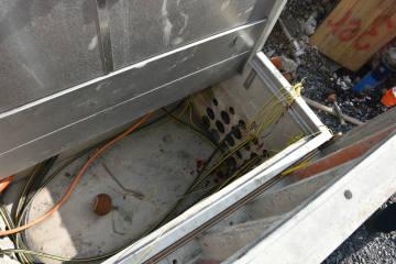 Vaduz FL - Arbeitsunfall auf Baustelle