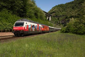 Mehr Freizeitreisende mit RailAway unterwegs