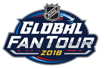 Die NHL Global Fan Tour kommt nach Bern!