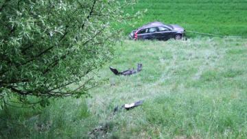 Selbstcrash in Bonaduz fordert verletzte Lenkerin