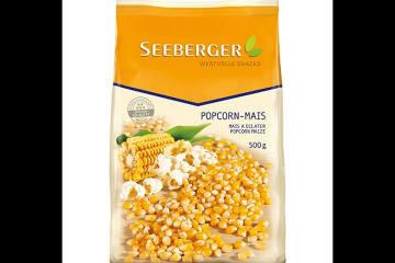Schimmelpilzgift - Seeberger ruft Popcorn Mais zurück