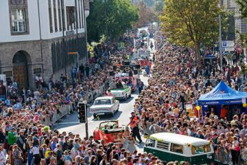 Chur GR - Schlagerparade 2018