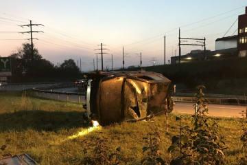 A1/Rothrist - Taxifahrerin stirbt bei Selbstunfall - Zeugenaufruf