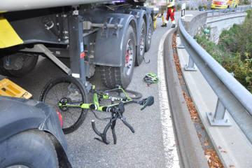 Hägendorf SO - Velofahrer bei Unfall verletzt