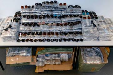Flughafen Zürich ZH - 4000 gefälschte Marken-Brillen sichergestellt