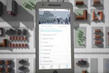 Alertswiss - Bund und Kantone eröffnen neue Wege zur Alarmierung und Information der Bevölkerung