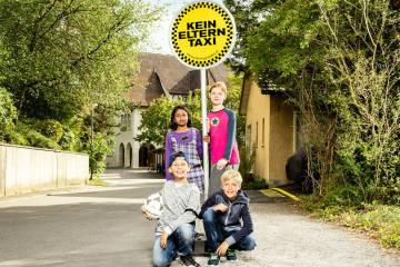 Kanton SH - Kein Elterntaxi auf dem Schulweg