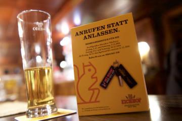 Eichhof und Nez Rouge Luzern sorgen für mehr Sicherheit auf den Strassen