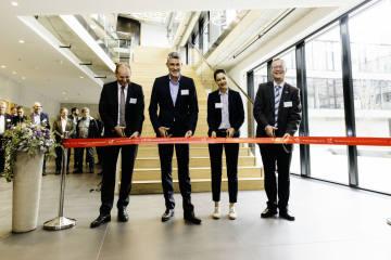 Lidl Schweiz weiht neuen Hauptsitz ein