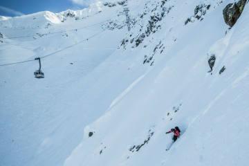 SkiArena Andermatt-Sedrun ist bereit für Skifahrer