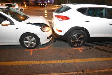 Liechtenstein FL - Mehrere Verkehrsunfälle verursachen Sachschaden