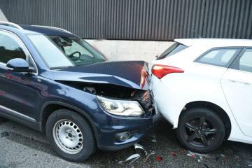 A14/Ebikon LU - Drei Auffahrunfälle sorgen für Rückstau