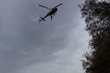 "Saillon VS - Klettersteig ""La Farinetta"" - 1 Person verstorben"
