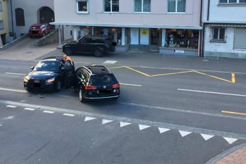 Liechtenstein FL - Mehrere Verkehrsunfälle mit einem Verletzten