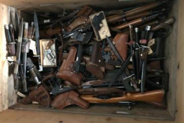 Kanton Uri UR - Waffen- und Munitionsabgabe führte zu grossem Andrang