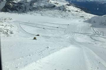 Laax bietet für Skifahrer und Biker etwas