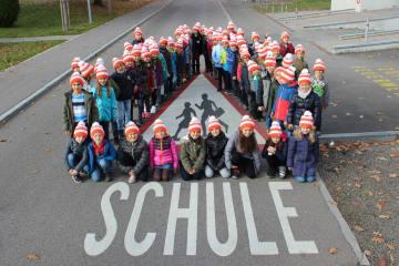 Kanton Zug ZG - Tag des Lichts – Pylonismützen für Zuger Schüler