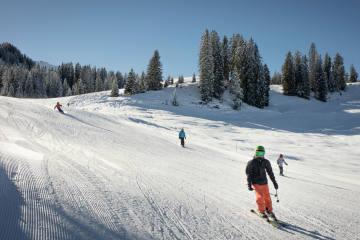 Winterliches Vergnügen mit dem Schneepass Zentralschweiz