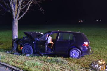 Triesen/Ruggell FL - Zwei Verletzte nach Verkehrsunfällen